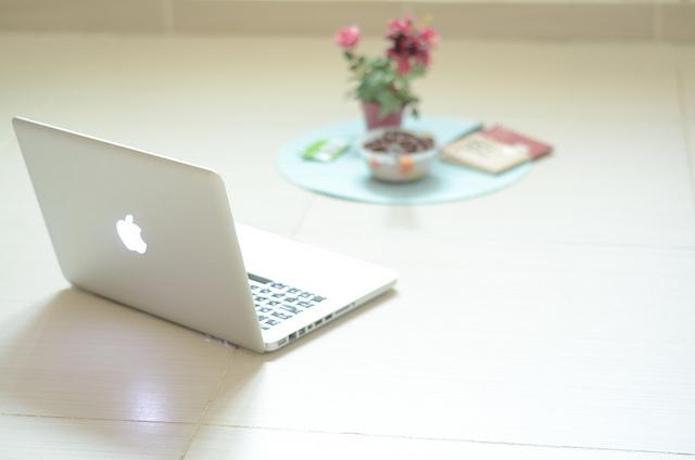 パソコンで記事を書く